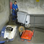 Kehr- und Reinigungsmaschinen