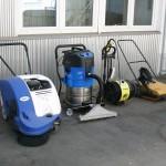 Bodenreinigungsgeräte