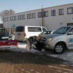 Winterdienstfahrzeuge - Suzuki - Toyota